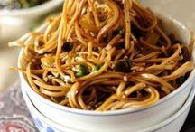 Asian Persuasion / Traditional Chinese, Japanese, Thai, etc. and other Asian-inspired foods.  / by Megan Noble
