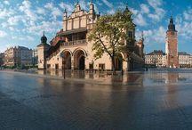 Krakow / Krakow (Cracow) Poland / by Megan Noble