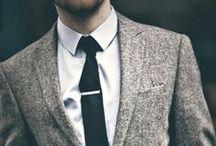 Gentlemen, Gentlemen / Style pour homme  / by Alexandra Hieronymus