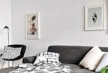 four walls / interiors and such.   / by dotty