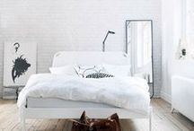 | SLEEPTIME | / Beautiful bedrooms that will send you sweet dreaming  / by Lindé Davies