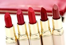 Red / by makeupandbeautyblog