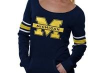 Michigan Wolverines Gear / by Fanatics ®