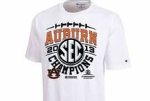 Auburn Tigers Gear / Savor the adrenaline of gameday with officially licensed Auburn Tigers apparel and merchandise from the ultimate sports store! Sport your enthusiasm for Auburn University athletics with licensed Auburn Tigers jerseys, T-Shirts, hats and sweatshirts from Football Fanatics. Get your Auburn clothing and gear from the Ultimate Sports Store and take advantage of our low $4.99 3-day shipping on your entire order! / by Fanatics ®