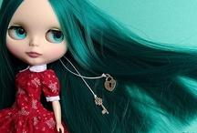 i <3 dolls / by Ruska Maglakelidze