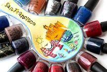 Nails / Pretty nail polishes and nail art. Yup, I'm a lacquer lover. / by makeupandbeautyblog