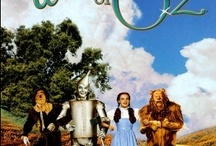 Wizard of OZ / by Sharon Buckner