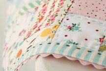 DIY it, Martha: Sewing and Quilting / Quilting, sewing, and every stitching in between  / by Sarah M