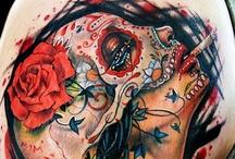 Tattoos :) / by Alvesa Martinez