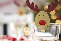 Red & Green Christmas Party / Such a classic christmas theme. Wow your guests with our red and green christmas party ideas / by Party Parade