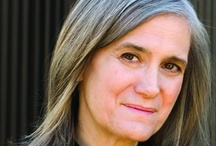 Amy Goodman's Books / Amy Goodman is the author of five New York Times bestsellers and co-authored three of those books with her brother, journalist David Goodman. She writes a weekly column (also produced as an audio podcast) syndicated by King Features, for which she was recognized in 2007 with the James Aronson Award for Social Justice Reporting. / by Democracy Now!