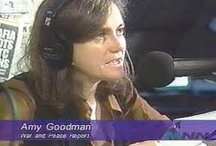 Democracy Now! History / Highlights of the long career of award-winning journalist Amy Goodman and featured reports from Democracy Now!, the independent, global news hour launched in 1996. / by Democracy Now!