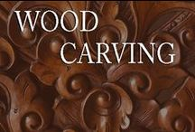Wood Carvings / by Inviting Home