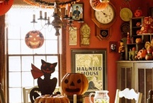 Halloween / by Hollie McClintock