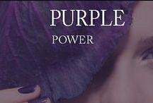 Purple / by Inviting Home