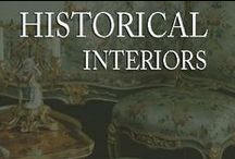 Historical Interiors / by Inviting Home