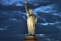 New York City -Past & Present / One of my top bucket list places. / by Bill & Kelley Eledge