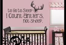 Baby Jolene Nursery Ideas / by I Love Gnomes