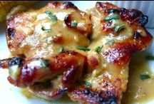 Chicken Recipes / by Simple Living and Eating