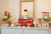 PARTY | Strawberries / by Jenifer | hello love designs