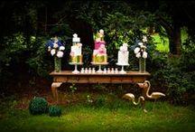 PARTY | Alice in Wonderland / by Jenifer | hello love designs