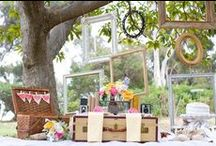 PARTY | Picnic in the park / by Jenifer | hello love designs