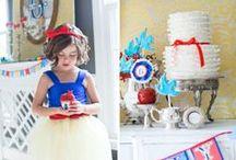 PARTY | Snow White / by Jenifer | hello love designs