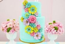 Cakes, Cookies, & Desserts / by Jenifer | hello love designs