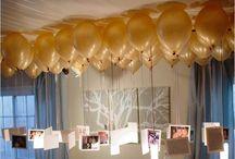 Let's ParTay!  / Showers, birthdays, hosting  / by Liz Martin