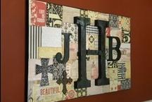 use that scrapbook stash / by Tanya Burns