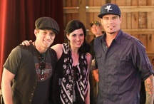T2 with other Celebs / by Thompson Square