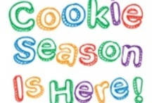 Girl Scout & Cookie Time Ideas / by Amanda Baise