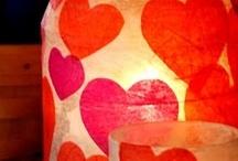 be my valentine / by Erin White