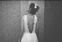 Wedding Dresses / by {love+cupcakes}