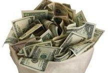 Money money money money Mooooneyyyyy! / by Mirabella Menzies