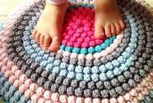 crochet - blankets / by Caroline Wright