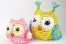 Crochet / Crochet: Patterns and Inspiration / by Khara Plicanic