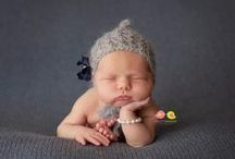 Newborn Photography / by Kristy Mannix Photography