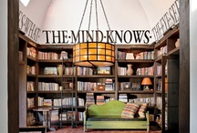 Living Spaces / Lounge worthy spaces. / by Annie Howes