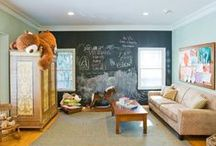 Zachary play room  / by Katy Boudreau-Lindquist