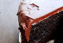 chocolate cake / i like chocolate cake a lot / by Kathryn / London Bakes