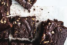brownies / brownies of all types / by Kathryn / London Bakes