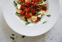 pasta (vegetarian) / by Kathryn / London Bakes