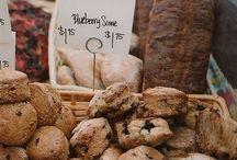 scones / by Kathryn / London Bakes