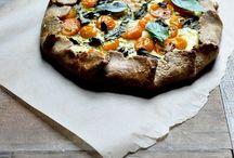 pie + tart (savoury) / by Kathryn / London Bakes