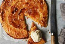 pie + tart (apple/pear) / by Kathryn / London Bakes