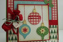 Christmas Card Inspiration / by Sheree Davey