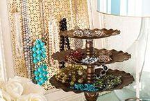 jewelry organization ♡ / by natassia kristin