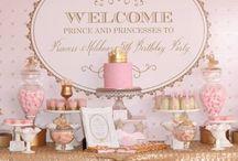 babydoll's birthday / by natassia kristin