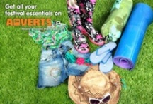 Festivals must haves / by Adverts.ie